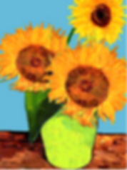 VAN GOGH SUNFLOWER2018-10-27 at 5.38.19