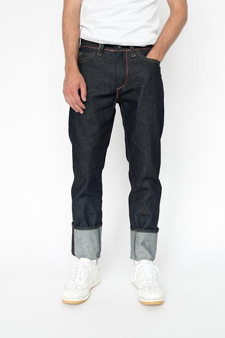 GL714 / jeans  red glue