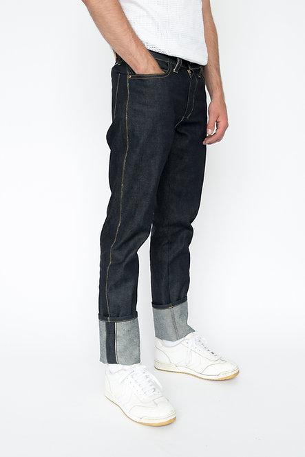 GL714 / jeans olive-grey glue