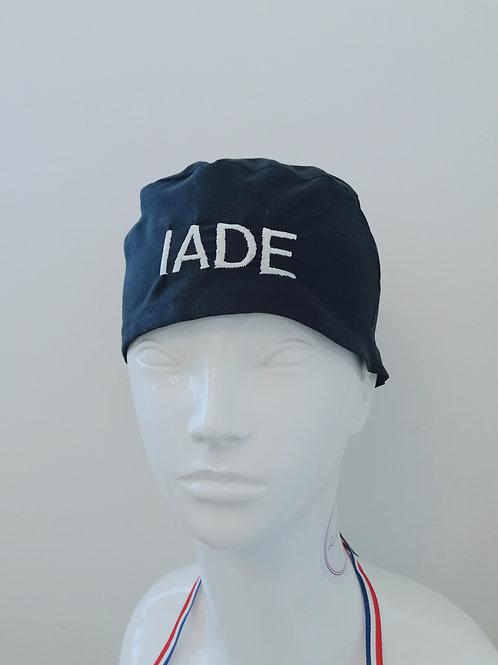 Calot de Bloc IADE bleu marine