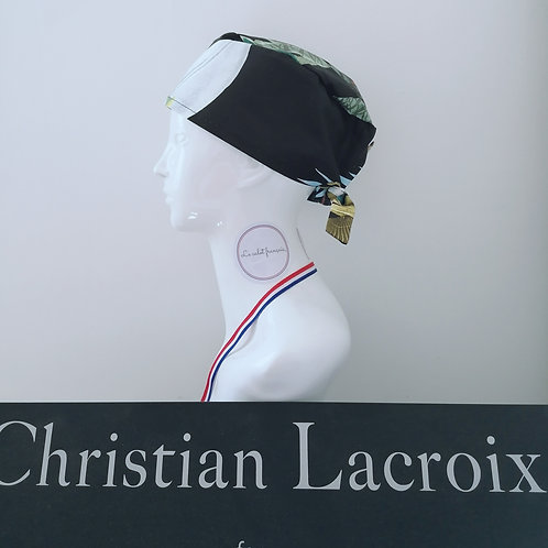 Calot TISSU CHRISTIAN LACROIX C3