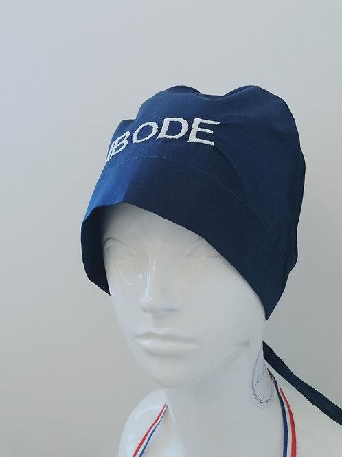 Calot de Bloc IBODE  bleu marine