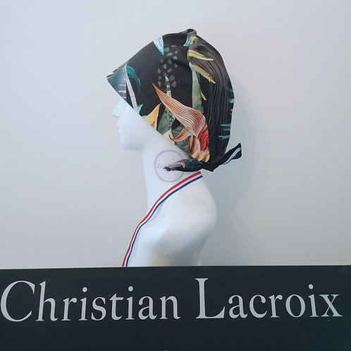Calot Tissu Christian Lacroix | Le Calot Français | France