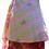 Thumbnail: Fast Gorilla Multi-Use Skirt, Marigold yellow print