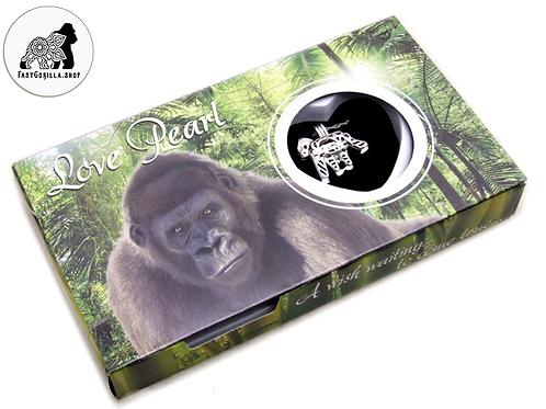 Fast Gorilla Love Pearl Pendant
