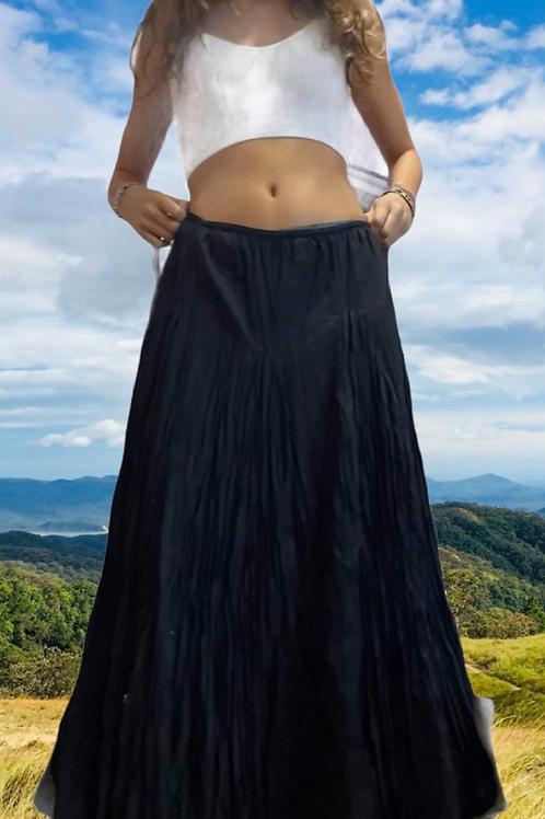 Guess, Long Broom Skirt, full length