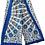 Thumbnail: Original Wrap Pants - Blue and Yellow Mandala