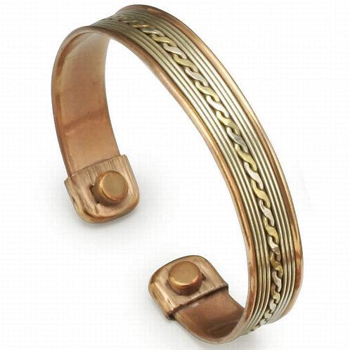 Fast Gorilla  Magnetic Copper Bracelet