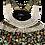 Thumbnail: I.N. San Francisco Crochet collar, Cinch waist, Sleeveless