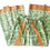 Thumbnail: Original Wrap Pants - Brown and Green Paisley