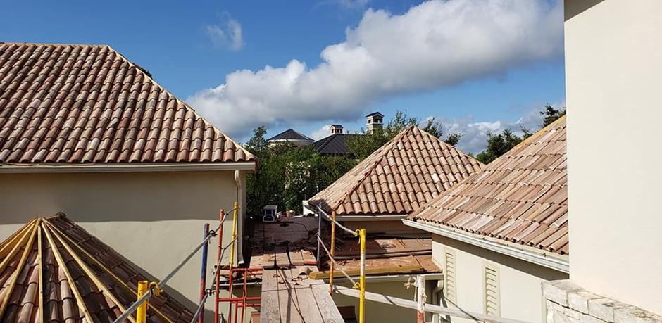 Xavier Dominion Roof