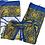 Thumbnail: Original Wrap Pants - Blue and Gold Tree