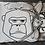 Thumbnail: Fast Gorilla Infinity Coloring Book/Journal