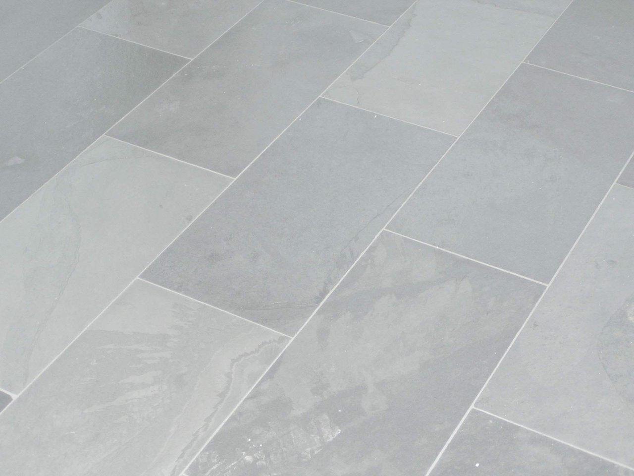 Grey Slate Floor