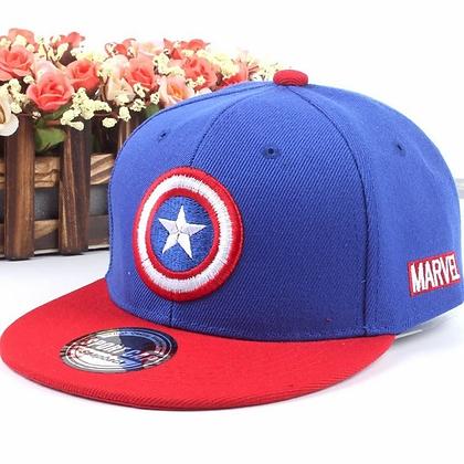 Captain America Snapback (Kid's)