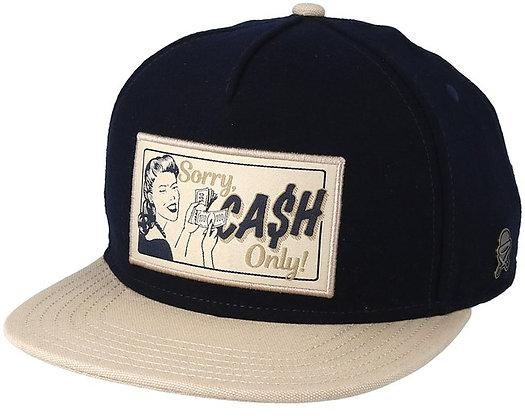 Cash Only Snapback
