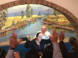 Baptism of Sis. Priscilla.