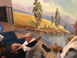Baptism of Bro. Margarito