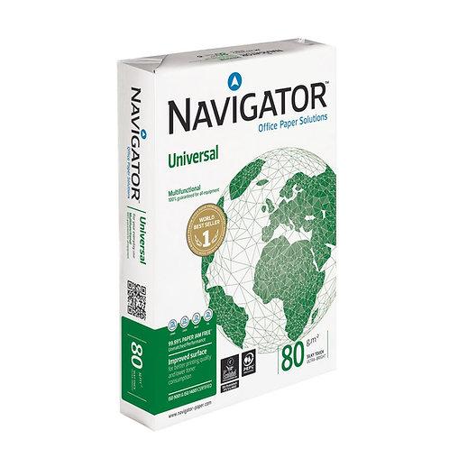 Navigator Universal - Papier A4 blanc 80g (par 5)