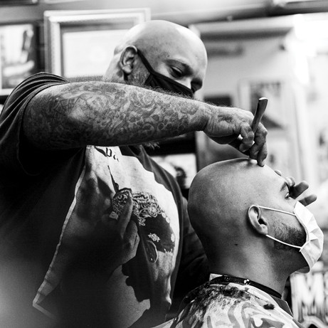 BROOKLYN MASTER BARBERSHOP