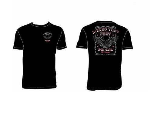 MTS BLACK T- Shirt