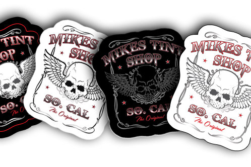 MTS Stickers