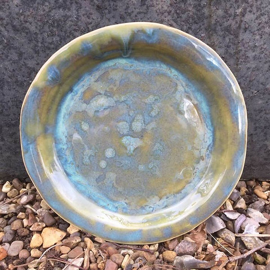 Round Plate 04