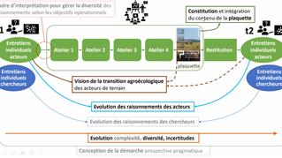 Valoriser la diversité des raisonnements des acteurs de terrain dans une transition agroécologique