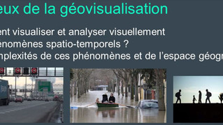 Géovisualisations