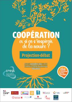 Dynafor participe à la projection débat: COOPÉRATION et si on s'inspirait de la nature ?
