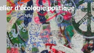 Atelier d'écologie politique