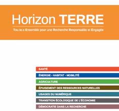 Horizon Terre : Imaginons un autre cadre de recherche.