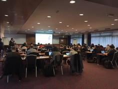 Wilfried Heintz participe au séminaire implémenter les principes FAIR à l'INRAE