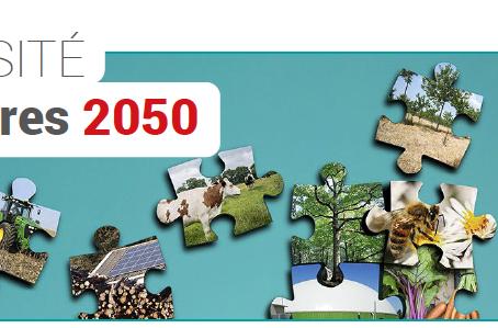Report de l'Université Afterres 2050: