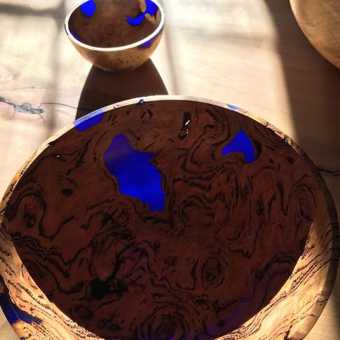 Eucalyptus Burl Bowl