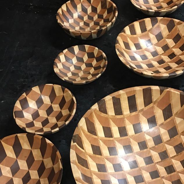 3D Illusion Bowls