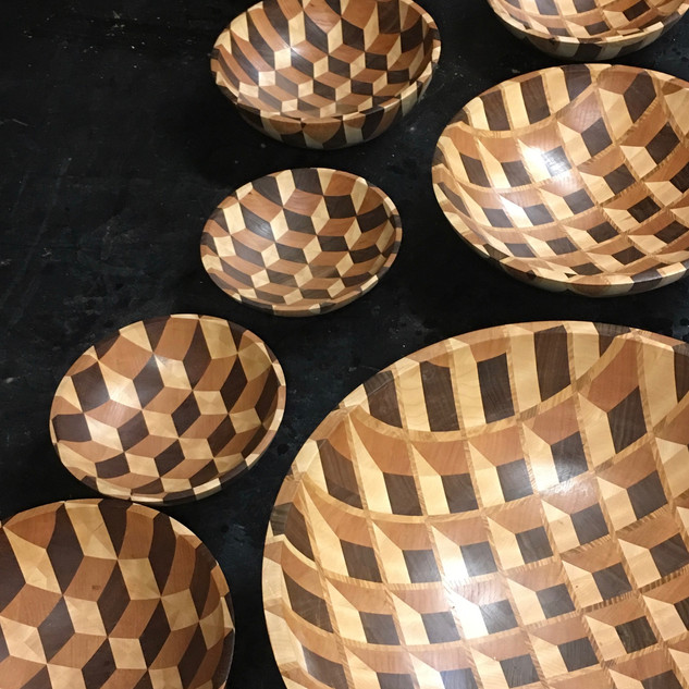 3D Illusion Bowls