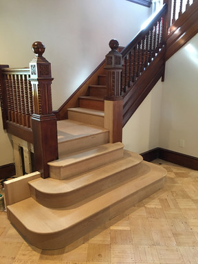 Victorian Staircase Restoration