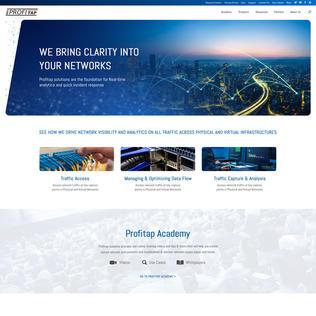 Homepage - Light Mode