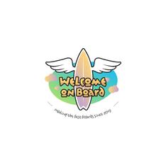 Welcome on Board Logo