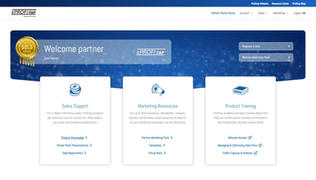 Profitap Partner Portal - Light Mode