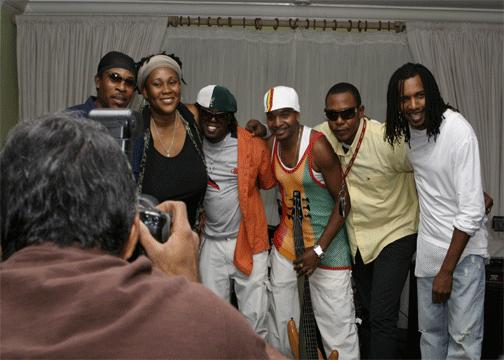 Gullibanque Reggae Music Is The Weapon