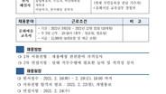 2021 여수미술관 채용공고