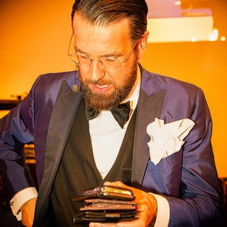 Taschendieb Christian Lindemann
