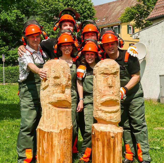 Holzbildhauerworkshop