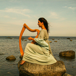 Harfenistin Katja