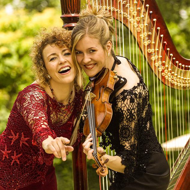 Harfenklänge und Geigenzauber