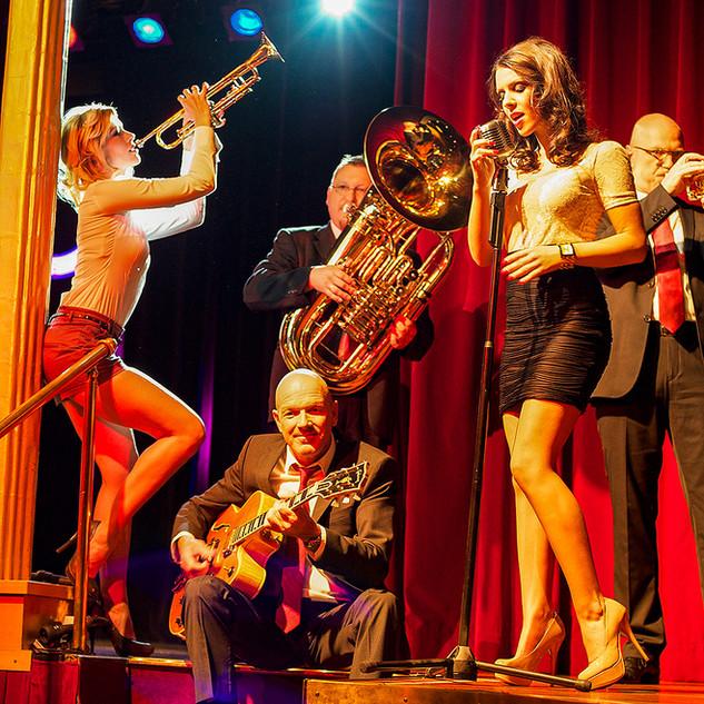 Klassik, Pop, Swing & Jazz
