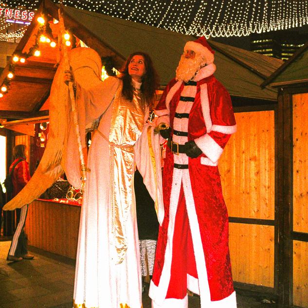 Giganten der Weihnachtszeit