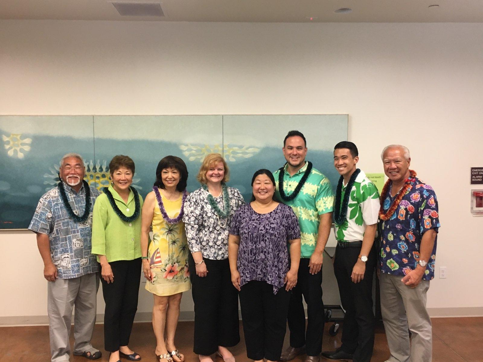 Aiea Library 5th Anniversary